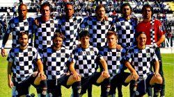 BOAVISTA F. C. - Oporto, Portugal - Temporada 2010-11 - Equipo que militaba en la 2ª División b portuguesa después de haber sido descendido en virtud de sanción administrativa