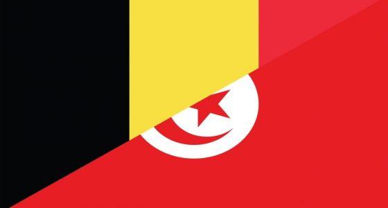 Belgium vs Tunisia World Cup 23.06.2018