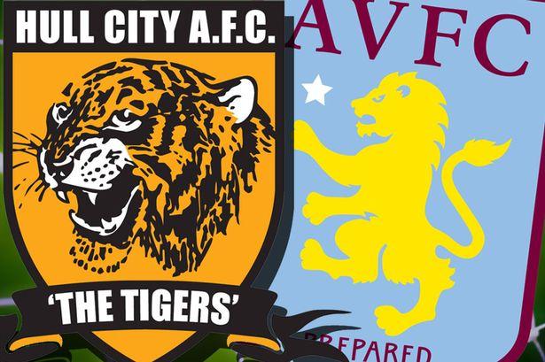 Hull v Aston Villa