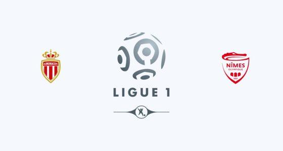 Monaco vs Nimes Football Prediction Today 21/09