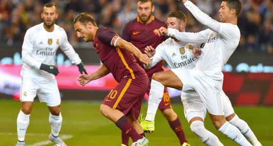 Real Madrid vs AS Roma Football Prediction Today 19/09