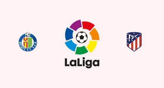 Getafe vs Atlético Madrid Free Betting Tips 22/09