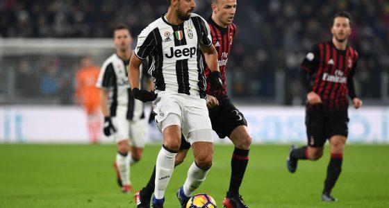 Juventus vs AC Milan Free Betting Tips 16.01.2019