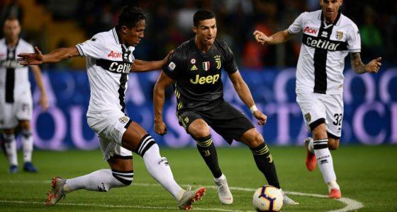Juventus vs Frosinone 15.02.2019