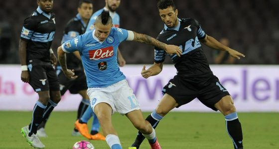 Lazio vs Napoli Free Betting Tips